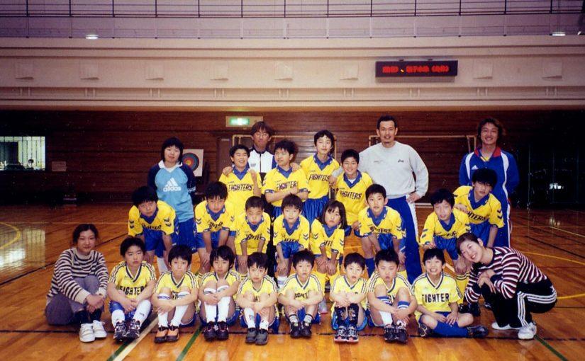 2003年度お別れ会(2004/3)