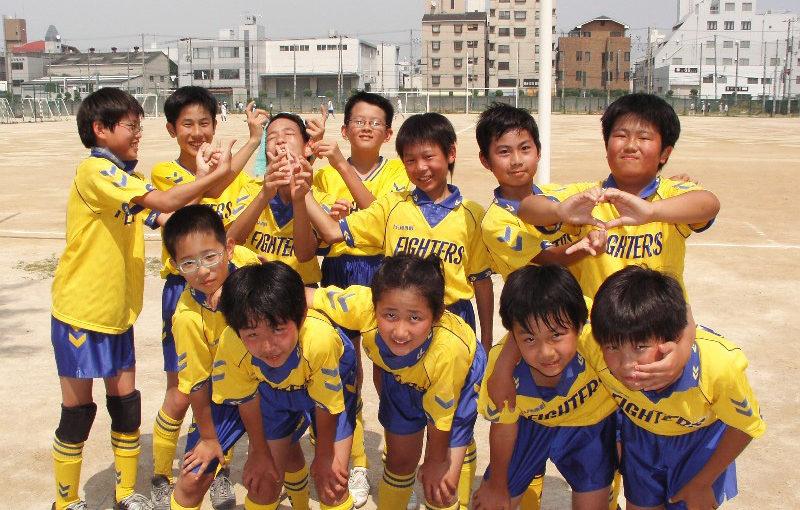 奈良と合同 東住吉6年生交流大会(2009/6/14)