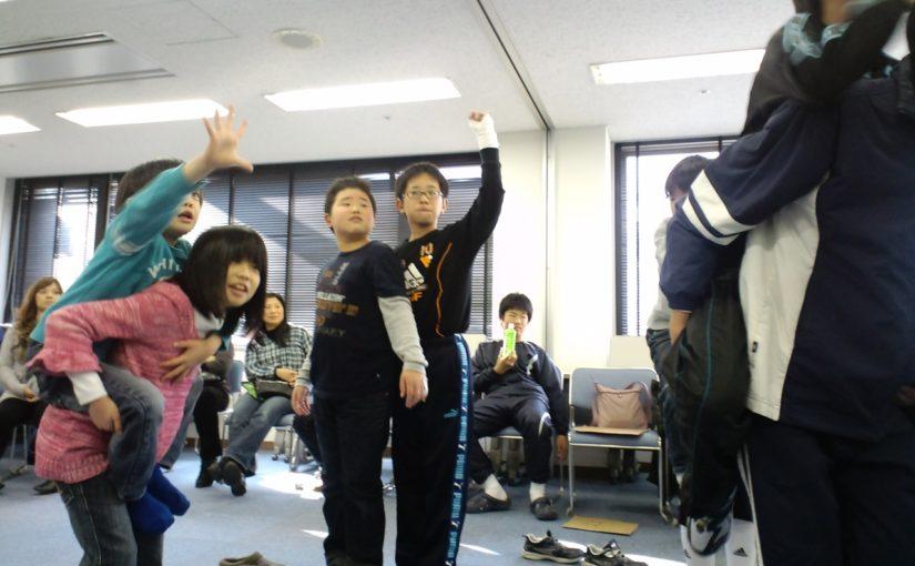 新年お楽しみ会(2011/1/22)